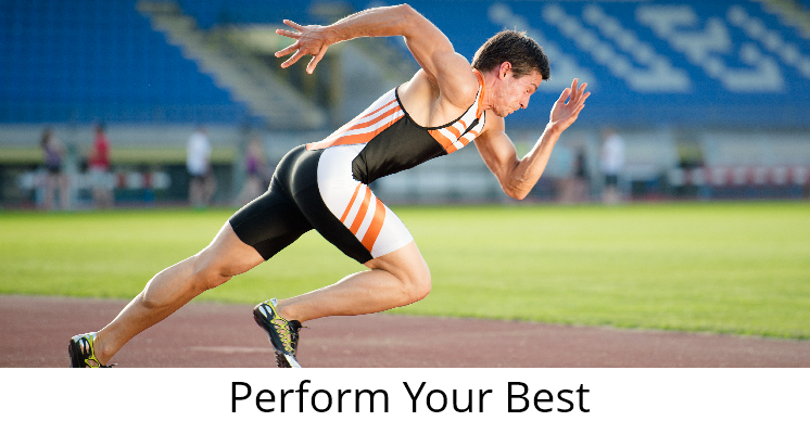 perform your best